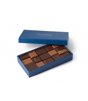 Coffret 16 chocolats